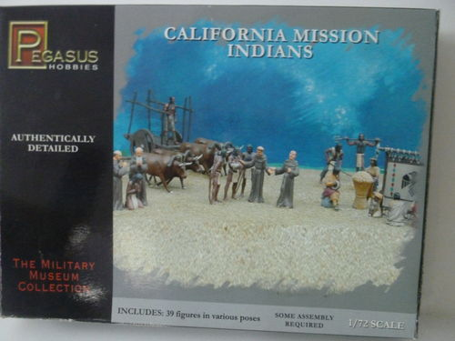 California Mission Indians 1/72